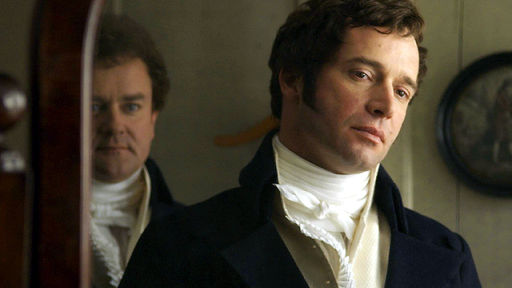 """James Purefoy as Lord Beau Brummell in BBC's """"A Charming Man"""""""