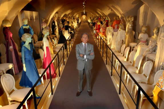 Valentino: Master of Couture Press View